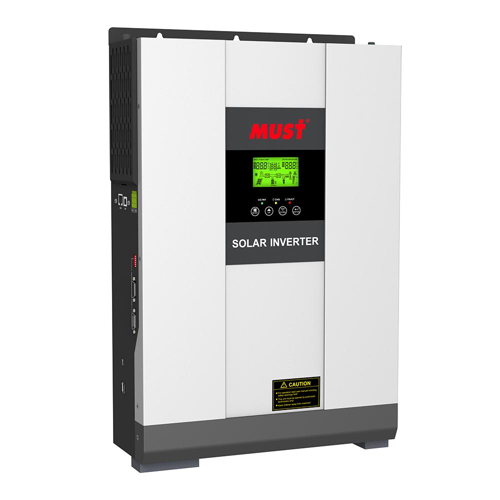 PV1800 VHM Inversor Cargador Regulador MPPT (2-5.5KW)