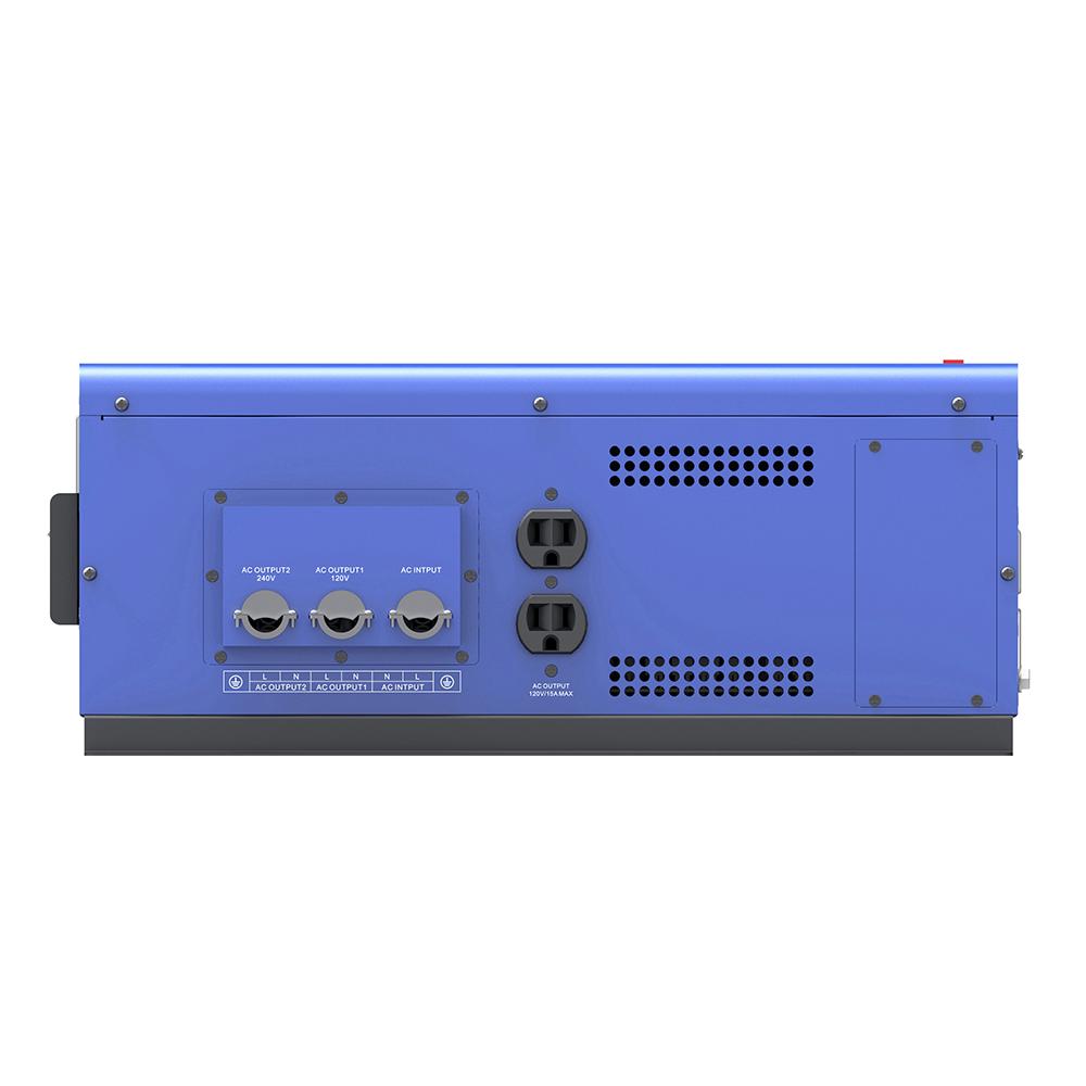 EP3300 TLV Inversor Fase Partida Baja Frecuencia Bifásico (1-6KW)