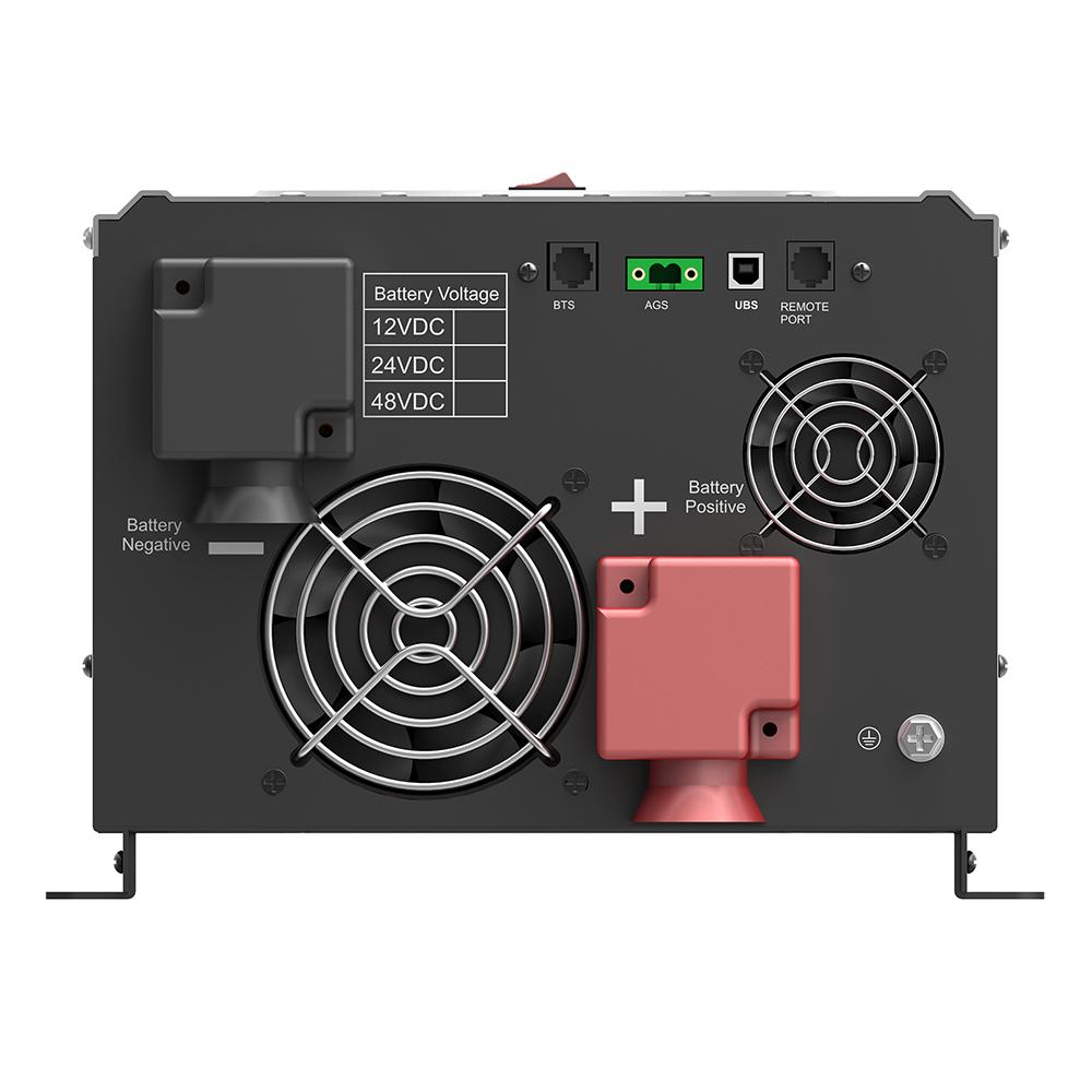 PV3000 LVHM Inversor Solar de Baja Frecuencia Fuera de La Red (AC:120V 1-6KW)