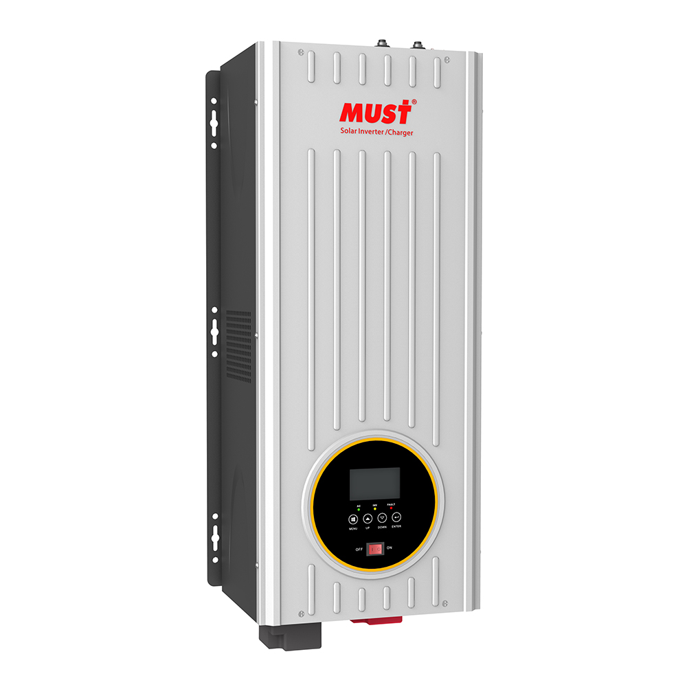 PV3000 VHM Inversor Solar de Baja Frecuencia Fuera de La Red (1-6KW)