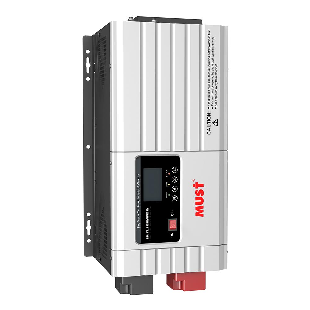 PV3000 VPM Inversor Solar de Baja Frecuencia Fuera de La Red (1-3KW)
