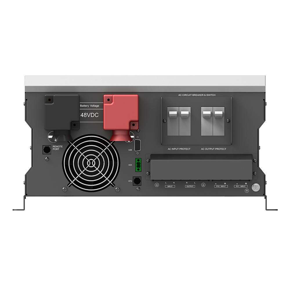 PV3500 PRO Instalación fotovoltaica con Inversor Cargador (4-12KW)