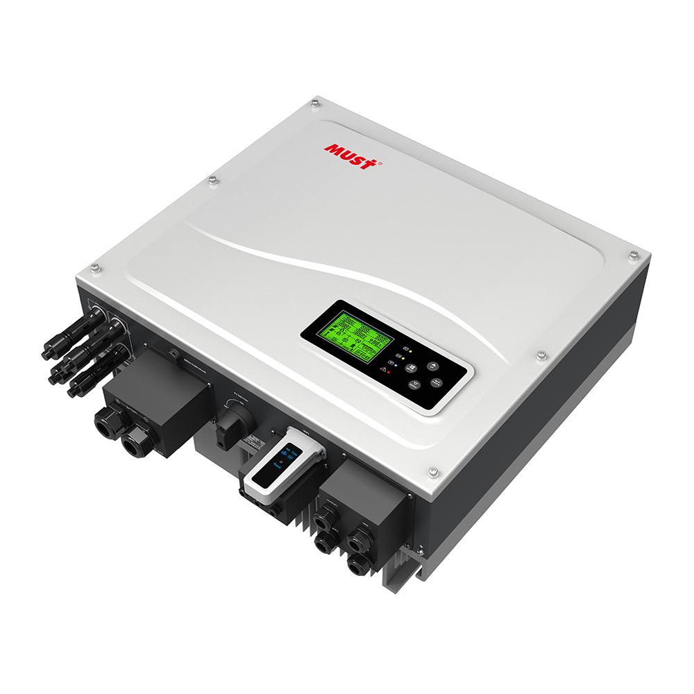 PH1000 Inversores Solares Híbridos de Alta Frecuencia (3.6-5KW)
