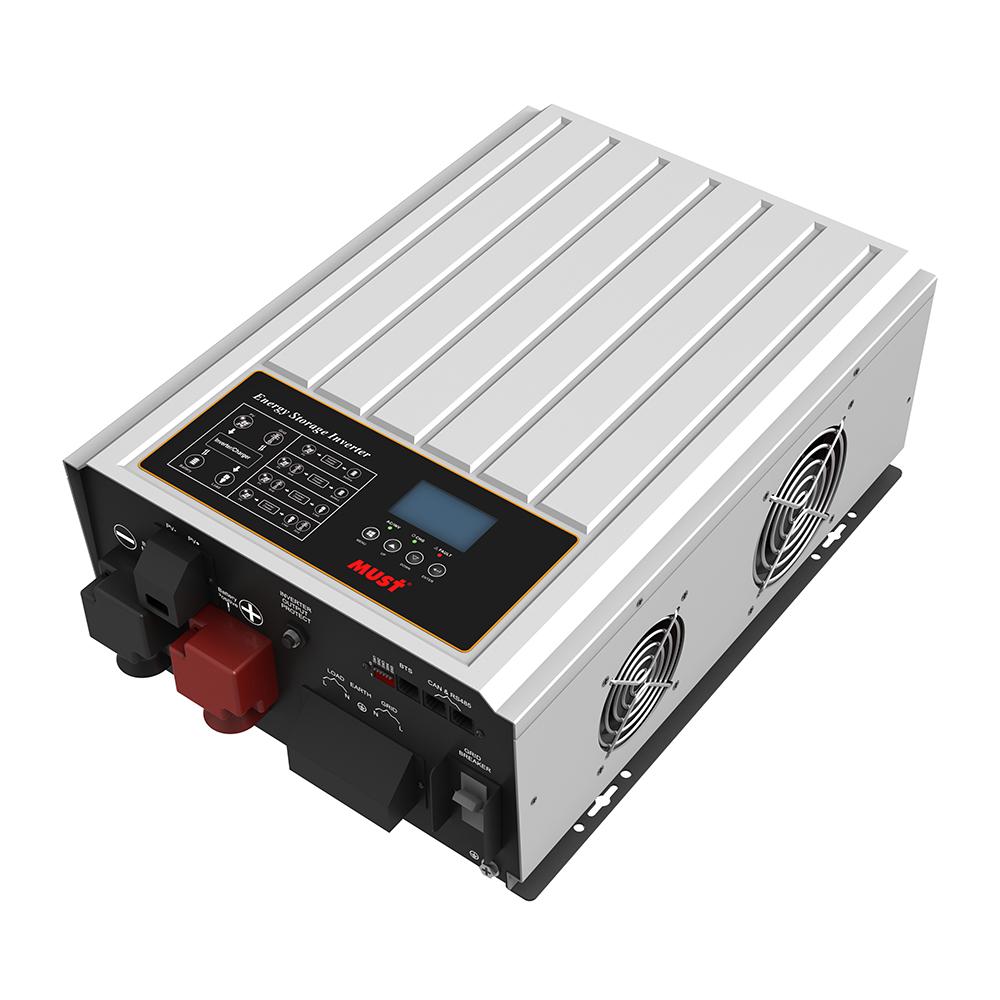 PH3000 Inversores Solares Híbridos de Alta Frecuencia (3/4KW)
