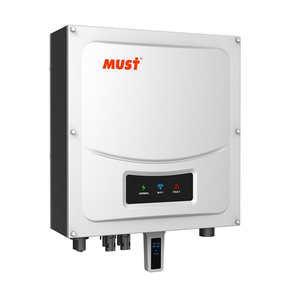 PH5000 Inversores Solares On-Grid (Conectados) de Alta Frecuencia (2.5-6KW)